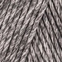 Debbie Bliss Cotton Denim DK Knitting Yarn 100g - Charcoal 1